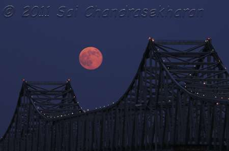 Moon Rising by Sai Chandrasekharan