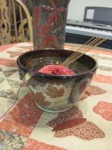 huge yarn bowl