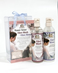 Deluxe Fibre - Wash & Rinse 16oz Gift Set