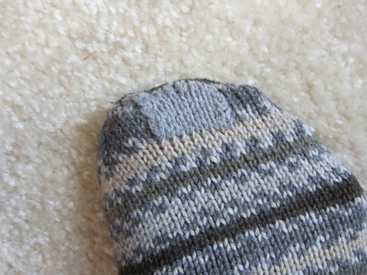 Knitting Socks Tutorial : Mary beth temple simple sock tutorial part three socks