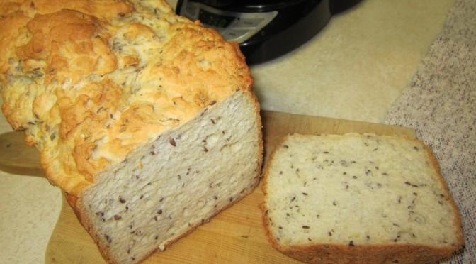 Gluten Free Flaxseed Bread